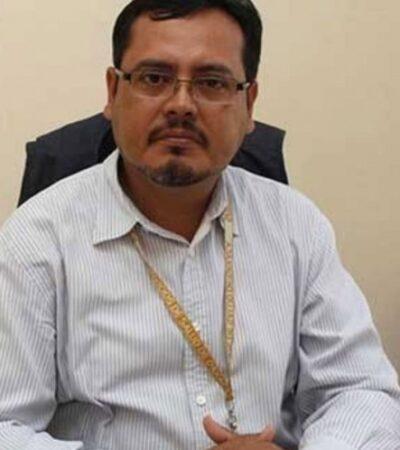 Despiden en Oaxaca a funcionario de Salud con COVID-19 que escupió a médicos y pacientes por no ser atendido con rapidez