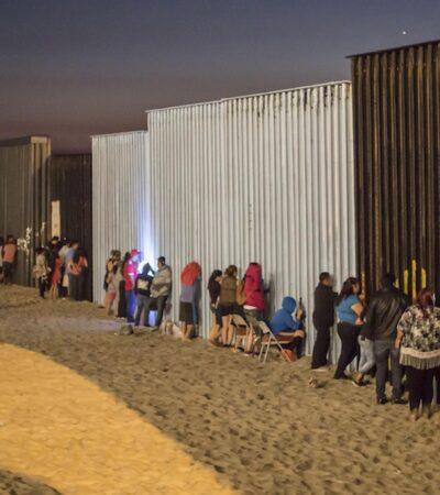 Hasta 20 mil migrantes deambulan en México tras rechazo en EU