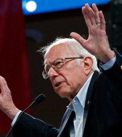 Bernie Sanders anuncia que se retira de la carrera presidencial demócrata