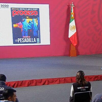 México entre los países que usan crisis del COVID-19 para atacar a periodistas