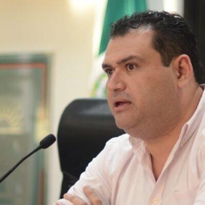 Ocultar información sobre el COVID-19 impide gestionar recursos e insumos para QR, afirma Edgar Gasca