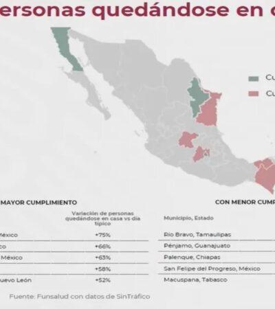 MUNICIPIOS RETAN AL COVID-19: Macuspana, en Tabasco, y San Felipe del Progreso, en Edomex