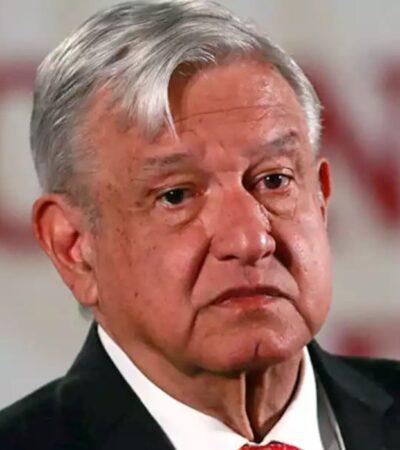 Recomienda AMLO a Segob no sancionar a TV Azteca por llamado a desobediencia