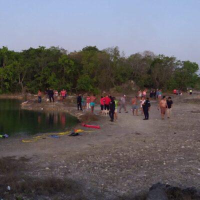 Joven se habría ahogado en laguna de Cancún