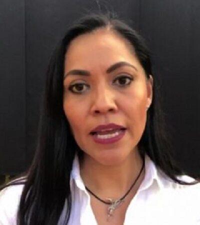 Alejandra Aguirre continúa ignorando solicitud de diputados para dar información sobre avances de COVID-19 en QR