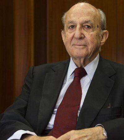 Fallece Jerónimo Arango, cofundador de tiendas Aurrerá; deja fortuna de 4 mil 200 millones de dólares