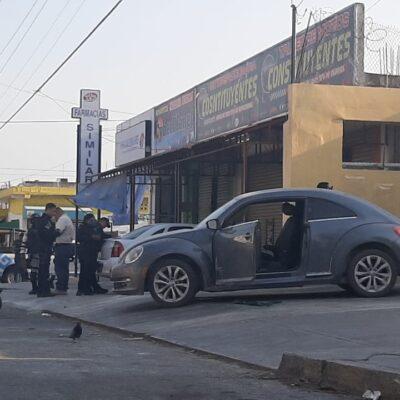 Hieren de bala a dos hombres en Chetumal, durante asalto