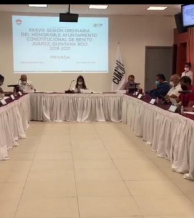 Ajusta Benito Juárez presupuesto de egresos 2019