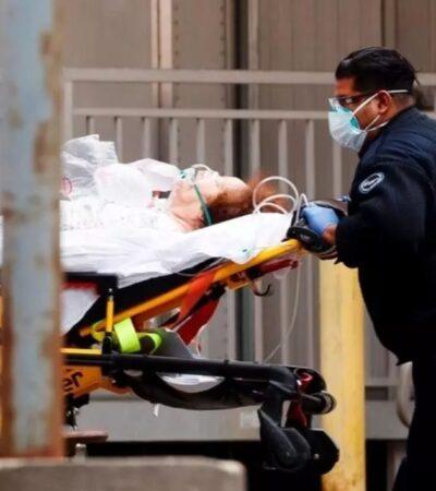 Reportan más de 50 mil muertes en todo el mundo por la pandemia del COVID-19