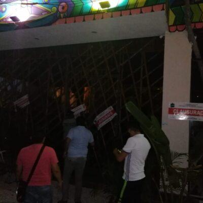 Clausuran otro hostal en Tulum por organizar fiesta y venta de bebidas alcohólicas en plena fase 3 de la contingencia sanitaria