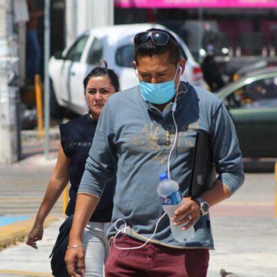 Se acelera el contagio por COVID-19 en Yucatán: 106 positivos y siete muertes