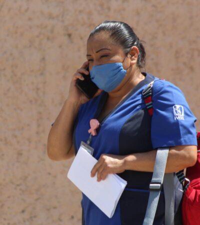 """""""ESTO NO ES UN JUEGO"""": Analizan implementar medidas más drásticas en Cancún contra ciudadanos para que acaten aislamiento por el coronavirus"""