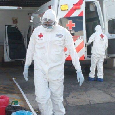 Cruz Roja, en difícil situación por pandemia, lanza colecta virtual