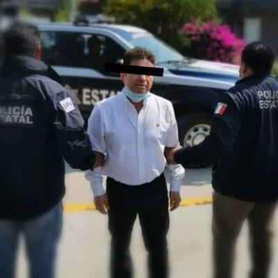 Detienen a exdiputado priista, presunto autor intelectual de ataque con ácido a una joven saxofonista en Oaxaca