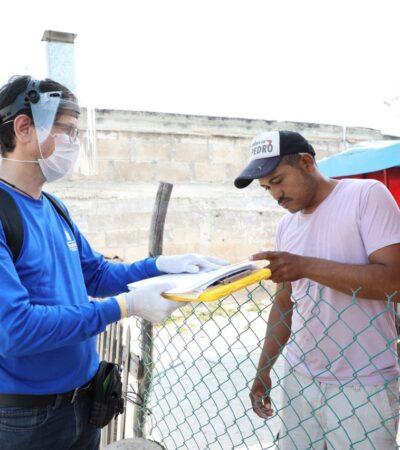 Yucatán entre los siete estados que tienen entre 100 y 250 casos de Covid-19; se registran 10 muertes