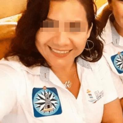 MATAN A UNA MUJER EN ISLA MUJERES: En pleno encierro por coronavirus, hallan degollada a una trabajadora del Ayuntamiento
