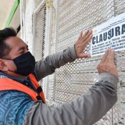 SI NO ES POR LAS BUENAS…: Clausuran 48 locales y detienen a comerciantes por violar disposición de venta y consumo de bebidas alcohólicas en Chetumal