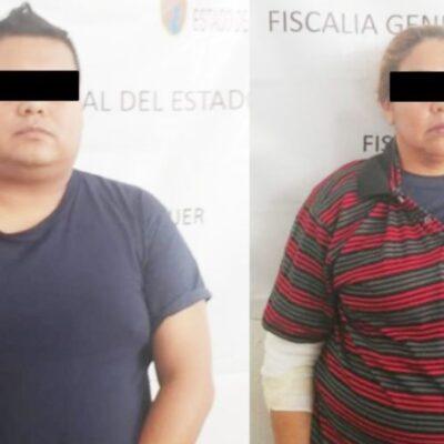 Detienen a policías de Chiapas que intentaron quemar a dos de sus compañeras