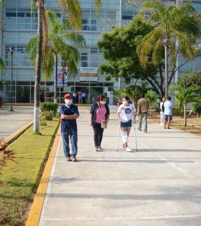 SUFREN BAJA EN LA PRIMERA LÍNEA DE CONTENCIÓN CONTRA EL VIRUS: Muere enfermera del Hospital Regional Número 17 del IMSS en Cancún por coronavirus
