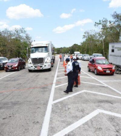 Detectan entrada ilegal de personas a Felipe Carrillo desde la reserva de la Biosfera de Sian Ka'an