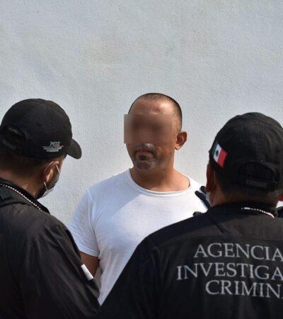 SEGUIMIENTO | ENTREGAN A CABECILLA DEL NARCO A LA INTERPOL: Vinculan con dos carpetas de investigación a miembro del CJNG detenido en Bacalar