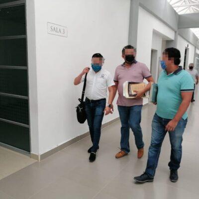 Niegan a Roberto Borge enfrentar en un solo proceso judicial las tres carpetas de investigación en su contra; se resolverán por separado, dice Juez