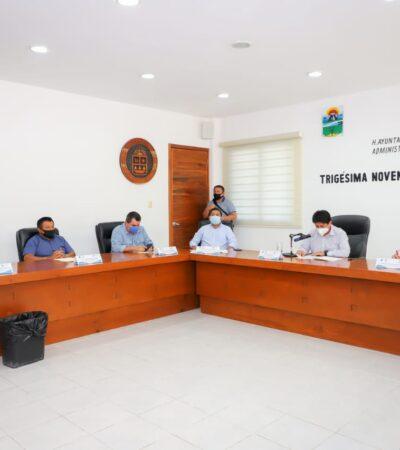 Aprueba Cabildo de Tulum contratación de un crédito por 43 millones 349 mil pesos para atender la contingencia sanitaria