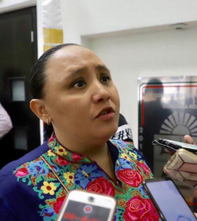 Anticipa Cristina Torres replanteamiento del gasto público por la emergencia del COVID-19 en Quintana Roo