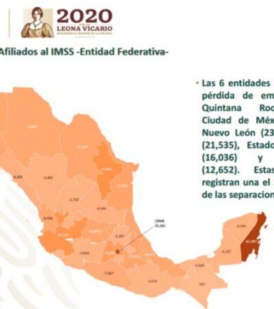 OCUPA QR EL PRIMER LUGAR NACIONAL EN DESPIDOS MASIVOS: Exhiben a hoteles y empresas que dejaron sin empleo a miles de personas por contingencia sanitaria