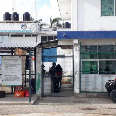 Cárceles de QR se mantienen libres de COVID-19 debido a implementación de protocolos sanitarios