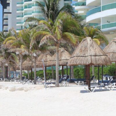 Ocupación hotelera en Cancún, Puerto Morelos e Isla Mujeres se mantiene debajo del 5%