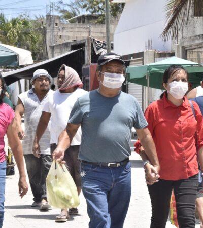 CRISIS POR SUPUESTO LE PEGA A QUINTANA ROO: Caída del 90% de la industria turística ha generado una depresión económica mundial, advierte Carlos Joaquín
