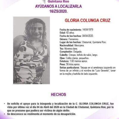 Reportan segunda desaparición en 48 horas de una mujer en Chetumal