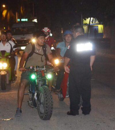 QUÉDATE EN CASA POR LAS BUENAS O…: Anticipa Capella cierre de playas y avenidas en Cancún y Solidaridad para restringir la movilidad y frenar propagación del virus