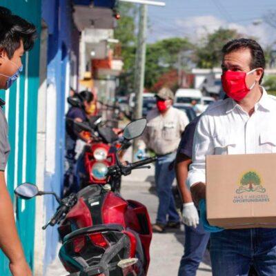 CUBREBOCAS SERÁ OBLIGATORIO PARA SALIR A LAS CALLES: Anuncia Pedro Joaquín nuevas medidas restrictivas para frenar contagios del COVID-19