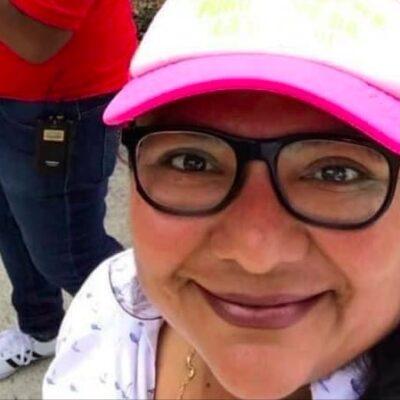 FALLECE PRIMERA REPORTERA POR COVID-19 EN PLAYA: Martha Caballero dejó una carta en la que acusó al director de Comunicación Social de Laura Beristain de obligarla a trabajar pese a tener síntomas del virus