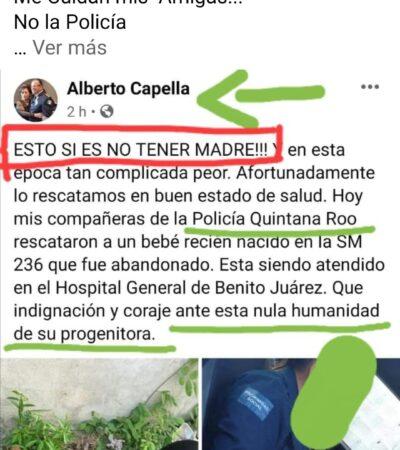 Alberto Capella carece de empatía, perspectiva de género y respeto a los derechos de las mujeres, acusa el colectivo Marea Verde tras mensaje del funcionario