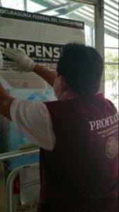 Profeco suspende comercios por no exhibir precios de los productos en Tulum