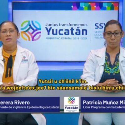 SE EXTIENDE COVID-19 EN YUCATÁN: Registran mil 113 casos sospechosos de coronavirus; van 120 positivos y nueve decesos