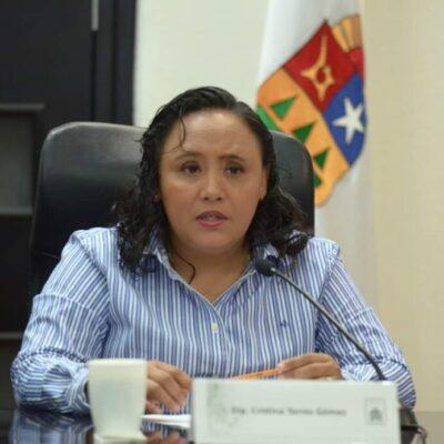 Preparan reorientación del presupuesto estatal para lograr la recuperación económica, asegura Cristina Torres