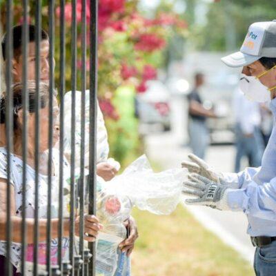 Pide Víctor Mas evitar aglomeraciones en espacios deportivos para prevenir contagios de coronavirus en Tulum