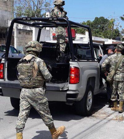 Muere elemento de la Guardia Nacional en Quintana Roo por coronavirus