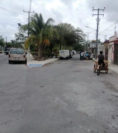 Asesinan de seis disparos a empresario de Cancún