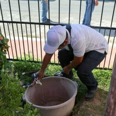 Advierten posible desabasto de agua potable en zonas rurales por incremento de demanda durante la contingencia sanitaria