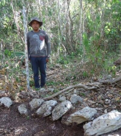 Mahahual será importante para estudios arqueológicos en QR, asegura especialista tras hallazgo de aldea maya posclásica