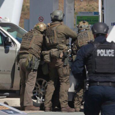TIROTEO EN CANADÁ: Un hombre lanza ataque con falso auto de policía en provincia de Nueva Escocia; suman al menos diez muertos