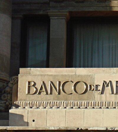 Anticipan especialistas una caída económica de 3.99% durante 2020, según encuesta del Banco de México