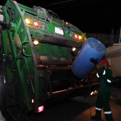 Disminuye 35% la cantidad de basura en Cozumel por falta de turismo