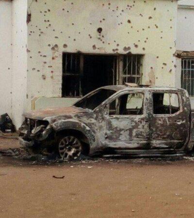 19 muertos deja enfrentamiento entre cárteles de Juárez y Sinaloa en Chihuahua