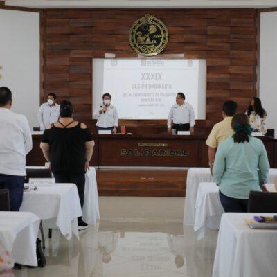 SUSPENDEN PARQUÍMETROS Y DAN DESCUENTOS: Ayuntamiento de Solidaridad aprueba plan de estímulos fiscales para contribuyentes